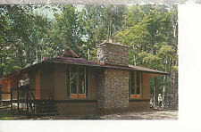 Michi-Lu-Ca Conference Center and Camp Luthern Fairview Mi Chrome Postcard 2267
