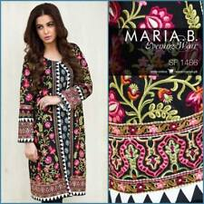 Asian Pakistani/Indian Embroidered designer unstitched 3 Piece Suit