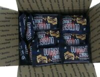 MTS Nutrition OUTRIGHT PROTEIN BAR, Box of 36 Bars S'MORES PEANUT BUTTER