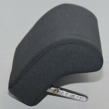 Original VW Passat 3C Var. Comfortline Kopfstütze hinten Mitte Stoff Anthrazit