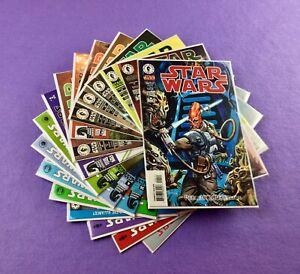 Star Wars Dark Horse Lot: 17-Bk- Dark Times! Empire! Invasion! Legacy! More!