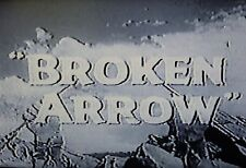 BROKEN ARROW COMPLETE1950s WESTERN  SERIES 73 EPISODES ON 18 DVD'S