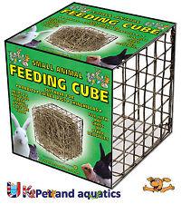 Lazy Bones Feeding Cube For Small Animals Large