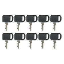 10 Ignition Key For John Deere Mower Tractor Gator Am131841 M73153 Am102439