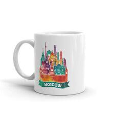 Moscow Skyline High Quality 10oz Coffee Tea Mug #7892