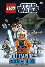 """LEGO Star Wars"""" The Empire Strikes Back (DK Readers Level 2) PAPERBACK NEW"""
