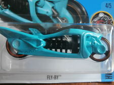 HOT WHEELS HW MOTO FLY-BY 134/250 MADE IN MALAYSIA B22