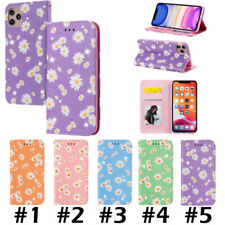 Leather Flip Wallet Phone Case Cover For iPhone 11 Pro Max X XR Xs 7 8 SE 2020