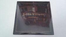 "ROBBIE WILLIAMS ""ADVERTISING SPACE"" CD SINGLE 1 TRACKS PRECINTADO SEALED"