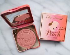 TOO FACED Papa Don't Peach Brightening Blush 100% AUTHENTIC! Peach Infused! BNIB