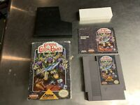 Conquest of the Crystal Palace Complete CIB NES Nintendo Good Condition