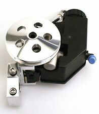 GM type 2 power steering pump with resivior and Billet bracket ,pulley SBC LWP