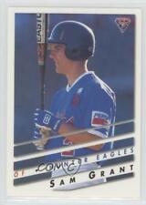 1995 Futera Australian Baseball Sam Granteed Grant #63
