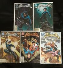 NIGHTWING (1996 series) 1-5 Signed Karl Story