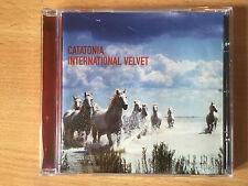 """CATATONIA-""""INTERNATIONAL VELVET""""-MULDER & SKULLY-ROAD RAGE-BRAND NEW CD 1998"""
