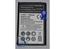 Batteria potenziata 1800mAh LG Optimus L7 P700 BL-44JH