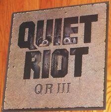 VINYL LP Quiet Riot - QR III / Pasha OZ 40321