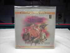 THE BRIDGE ON THE RIVER KWAI DELUXE WIDE SCREEN PRESENTATION LASER DISC COLUMBIA
