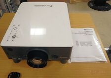 PANASONIC PT-D3500E DLP PROJEKTOR 3500 PROFI BEAMER ANSI LUMEN 24/7 POLIZEI BUND