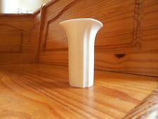 weiße Vase Thomas Porzellan - Höhe 11 cm