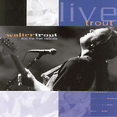Walter Trout-Live Trout (UK IMPORT) CD DISC ONLY #G280