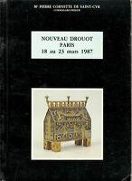 Catalogue de ventes  Drouot tableaux et dessins anciens objets d'art et ...book