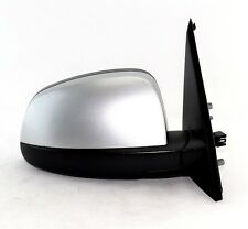 Vauxhall Meriva A 2003-2010 Right Side Electric Door Mirror Star Silver 93494531