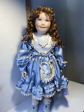 Artist Doll William Tung Nanette 26� Porcelain Character Face