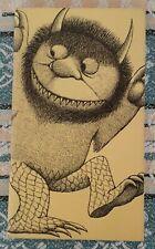 MAURICE SENDAK 1975-76 ART EXHIBITION CATALOGUE