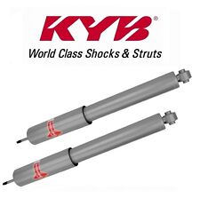 Ford F100 F150 F250 4WD Pair Set of 2 Rear Shock Absorbers KYB Gas-a-Just KG5421