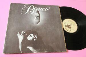 BANCO LP 1975 ORIG ITALY PROG GATEFOLD COVER