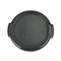 2pcs 46mm Plastic Snap On Front Lens Cap Cover For SLR DSLR Camera DV  TEUS