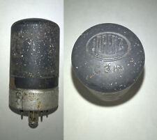 Rare lampe tube type C3M Lorenz d'occasion testée @@080419