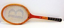 "Vintage Bancroft Bjorn Borg Olympic Champ 4 1/2 Tennis Racquet 27"" Wooden"