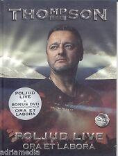 MARKO PERKOVIC THOMPSON DVD Ora et Labora Poljud Live Split Uzivo 2013 Hrvati