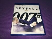 Skyfall 007 (Blu-ray) Preowned Condition, Judi Dench, Albert Finney