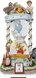 Winnie The Pooh Snow Globe 55th Anniverary