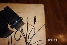 Acer MS1238US 2-Piece USB Powered PC Speaker Set w/3.5mm Jack (Black)--NEW
