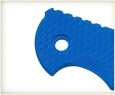 "Hinderer Knives XM-18 Handle Scale for 3.5"" Knife, Blue G-10 - Authorized Dealer"