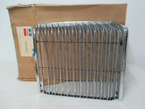 Mopar NOS 1975 Imperial 1976-77 New Yorker Brougham, Right Grille Insert 3781214