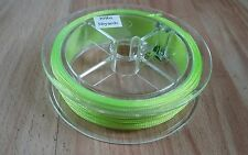 Fly Line Backing, 30 lb Test, FL Yellow 1 SPOOL 50 YARDS YDS FREE SHIPPING!