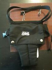 NEW Replacement Part Jolly Jumper Exerciser Harness Black - Harness Only