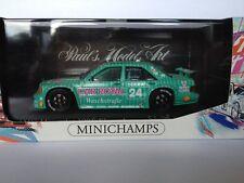 MINICHAMPS 1:43 Mercedes 190 E EVO E kl.1 DTM 94 Amthor 430943224