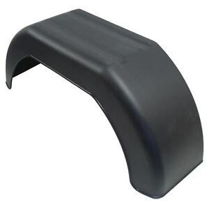 """Trailer Wheel Tyre Mudguard Fender Wing Plastic or Galvanised Metal 8"""" 10"""" 13"""""""