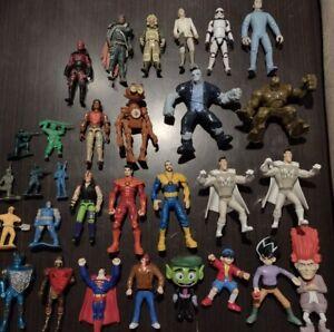 Vintage 1990-2010s Action Figures G.I. Joe Star Wars Marvel DC Star Trek & More