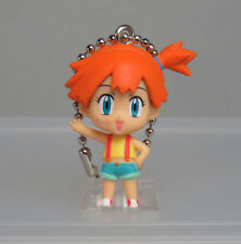 Pokemon Swing Mascot PVC Figure Keychain Charm Girls Series ~ Misty @85720