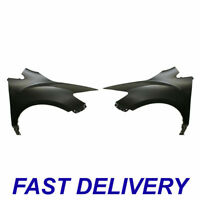New Front Set of 2 Driver And Passenger Side Fender Steel Fits 07-012 Mazda CX-7