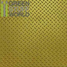 ABS Embossed Plasticard A4 - DIAMOND Single Tread plate - Styrene Plastic Sheets
