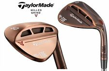 TaylorMade Milled Grind Hi-toe Golf Wedge Aged Copper 52 Degrees
