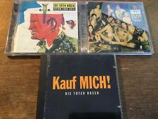 Die toten Hosen [3 CD Alben]  Reich & Sexy + Kauf Mich + Opium fürs Volk